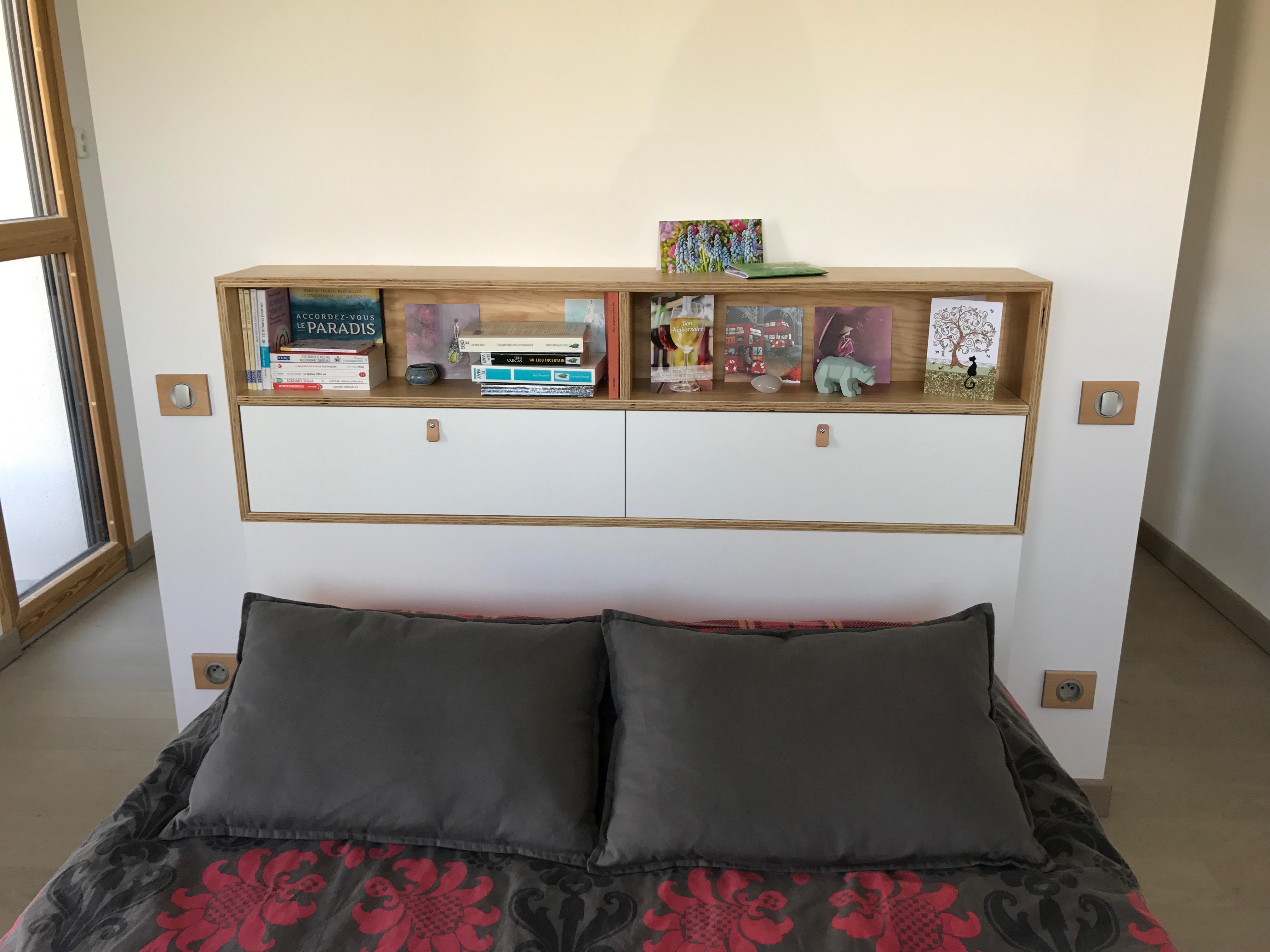 Faire Une Belle Chambre chambre / bureau - le feel du bois